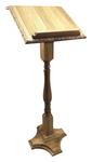 Altar carved  lectern - S10