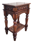 Carved church table - S22