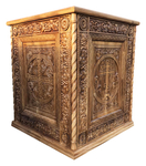 Carved Holy table vestment - S14