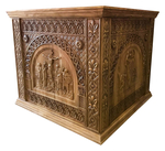 Carved Holy table vestment - S15