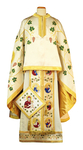 Greek Priest vestments - The Most Holy Theotokos (CLONE)