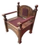 Bishop throne - V24