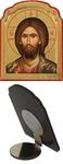 Icon for car: Christ Pantocrator - C53