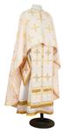 "Greek Priest vestment set 44-47""/5'11""-6' (56-60/180-182) #674"